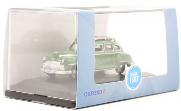 Oxford USA 87DS46001 DS46001 1/87 HO Scale 1946 DeSoto Suburban - Noel Green